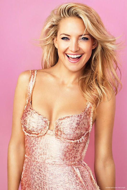 "Kate Hudson on Plastic Surgery Questions: ""That's Like Asking Someone If They Are Seeing a Therapist"""