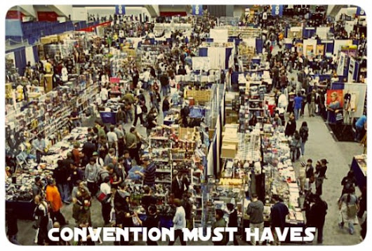 Convention Must-Haves «  Melificent