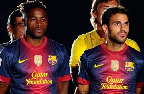 Barcelona Transfer: Song rules out Fabregas exit - Dafabet Sports