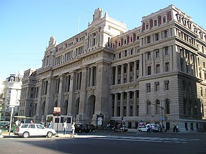 """""""Palace of Justice"""", Argentina's Sup..."""