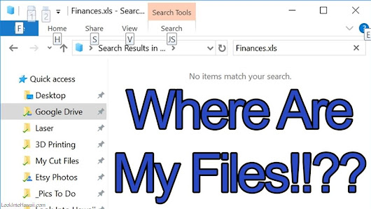 A Fix For Windows 10 Search Not Working @ LookInto.com