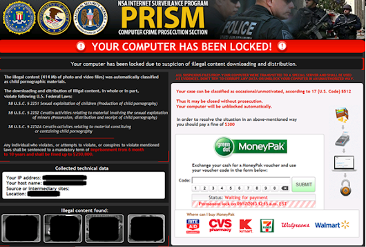How to Remove FBI Prism Virus on Android Phone/Tablet