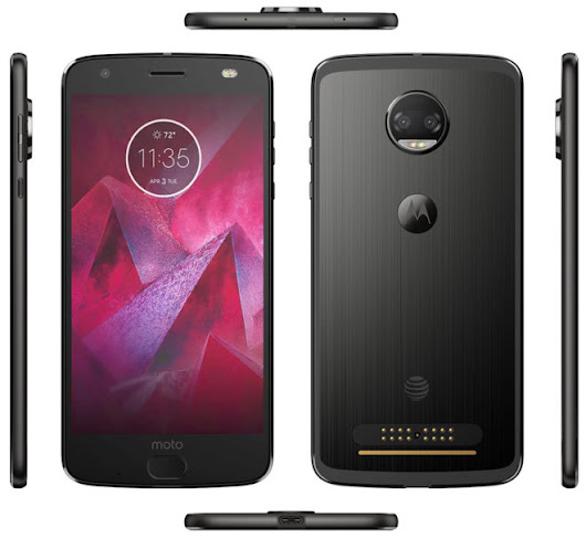 Moto Z2 Force specs rumored to include dual 12MP rear cameras, Snapdragon 835