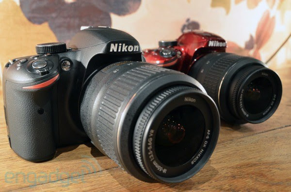 Cheaper DSLRs are great news for everyone except Nikon accountants