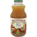 R.W. Knudsen Organic Juice Pear 32 fl oz
