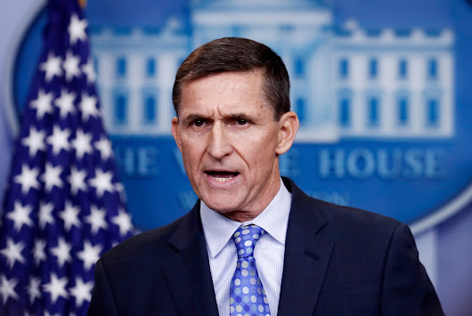 Flynn in FBI interview denied discussing sanctions with Russian ambassador