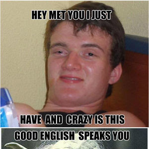 Good English Speaks You Fb Comment Pic
