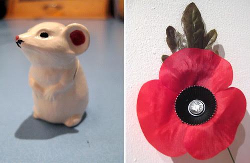 mouse & poppy
