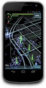 Ingress App Screen Image
