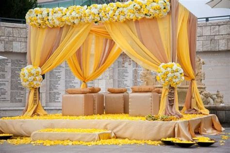 Wedding Party Celebration Gazebo Tent Canopy Yellow Taupe