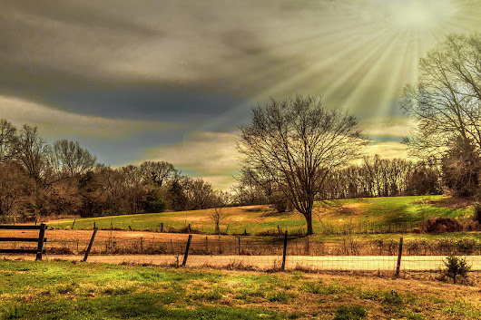God's Country - American Landscape by Barry Jones