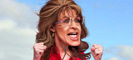 Palin Unleashes Unhinged Rant: It's The GOP That's Fighting For 'Civil Rights For All Americans'