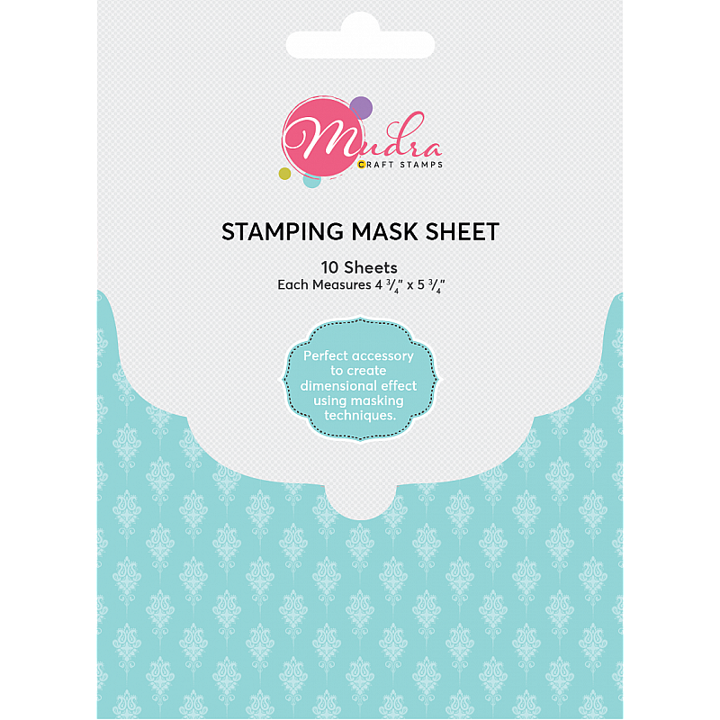Mudra mask sheet