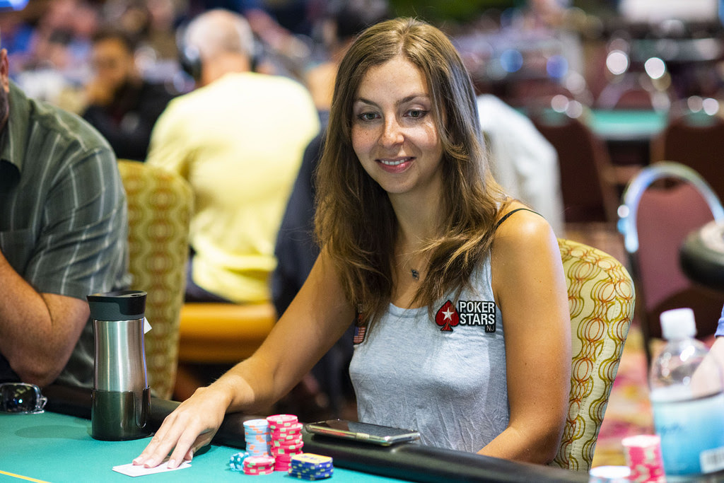 How one writer's book deal turned her into a professional poker player Maria Konnikova is a writer for the New Yorker and author of two books.She has a Ph.D.in psychology from Columbia University.