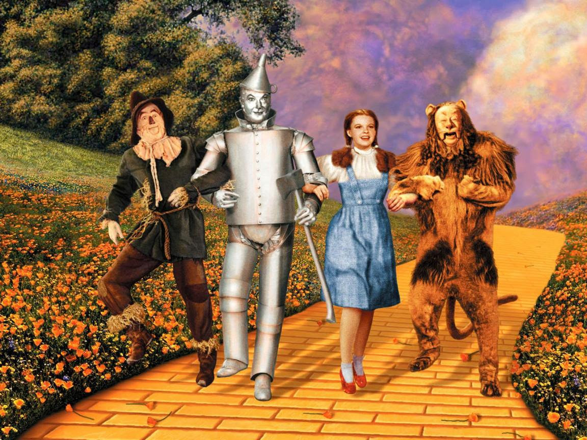 Wizard Of Oz Wallpaper 1152x864 80402