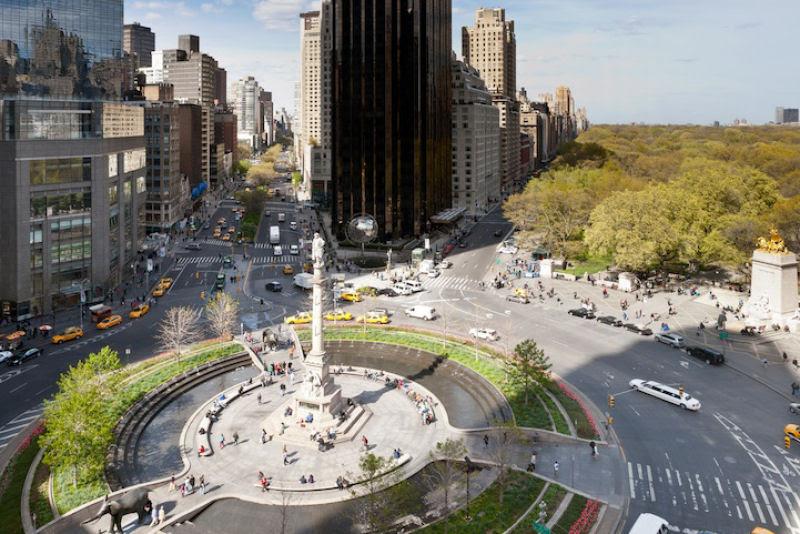Fotos marcantes mostram a cidade de Nova Iorque ontem e hoje 08