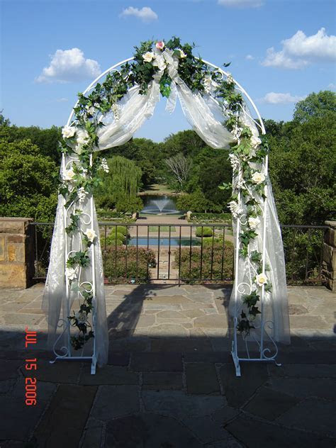 wedding arbors   Simply Elegant Weddings  Arches