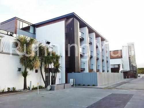Copthorne Commodore Hotel 10 - Exterior Facade Again