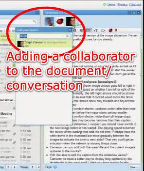 Google Wave Developer Preview at Google I_O 2009