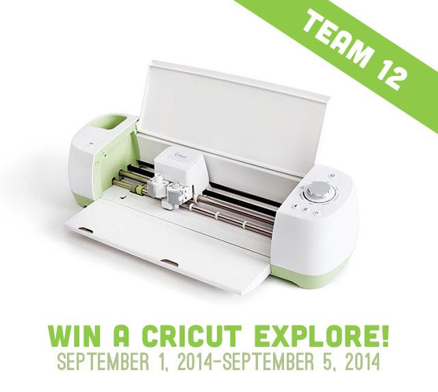 Win a Cricut Explore