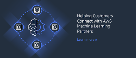 Introducing the AWS Machine Learning Competency for Consulting Partners | Amazon Web Services