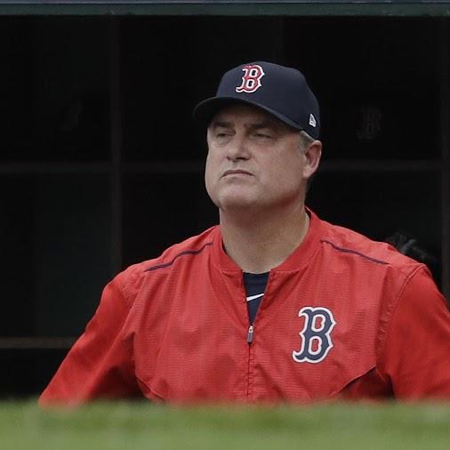 John Farrell Ejected for Arguing Called Strike 3 on Dustin Pedroia http://dlvr.it/PtSqXR #Baseball #...