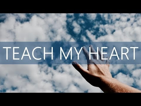 Teach My Heart (Prayer of St. Anselm) Lyrics - RB Hizon SJ