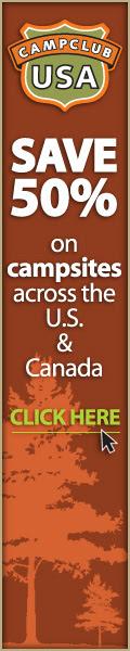 Get the Best Deals on Campsites