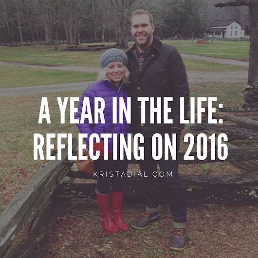 A year in the life: Reflecting on 2016