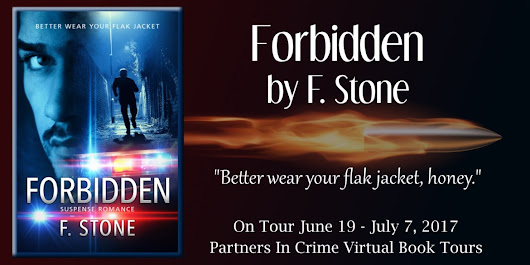 Novel Prologue Reading of FORBIDDEN, by F. Stone