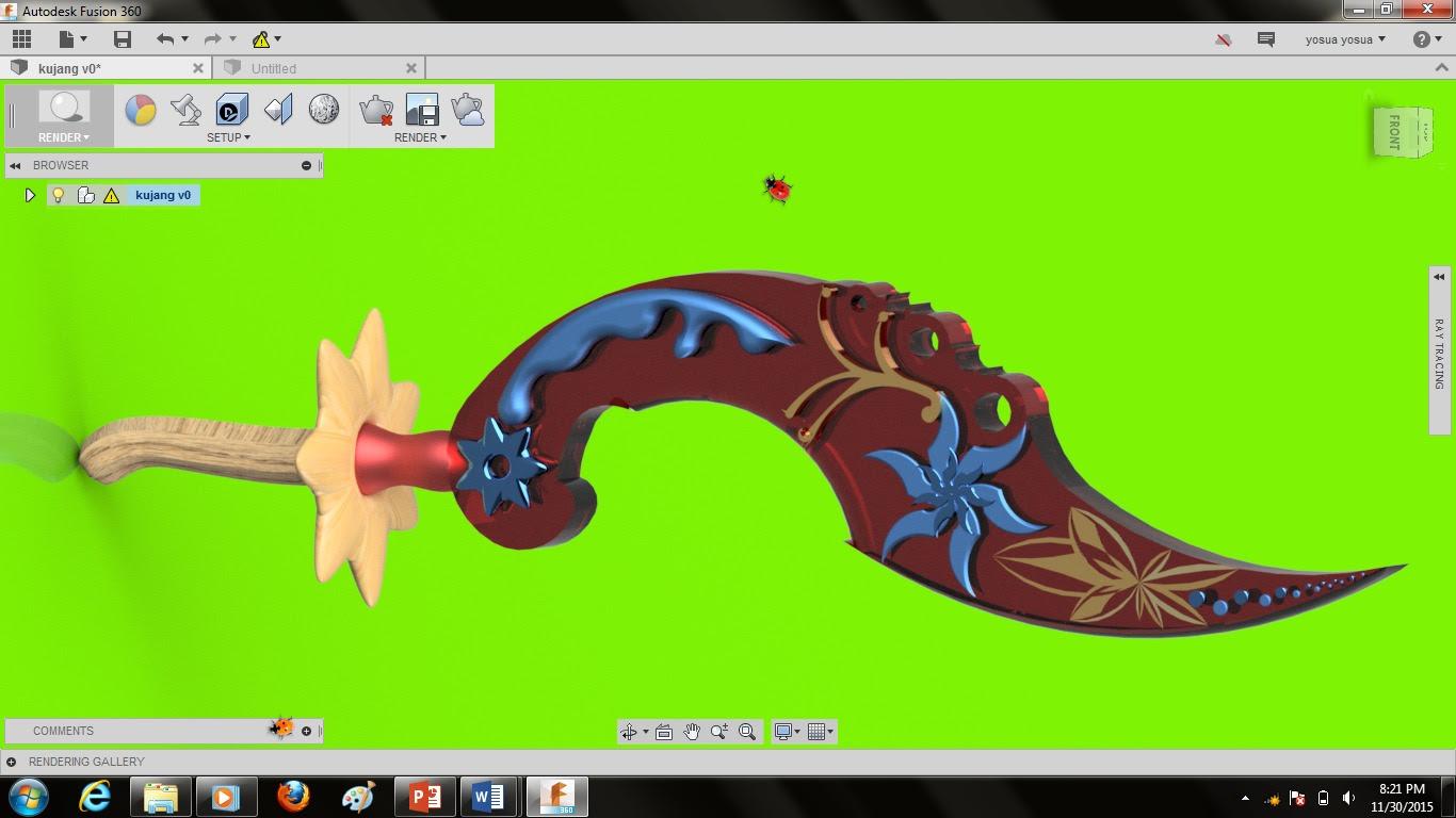 KUJANG Autodesk Online Gallery