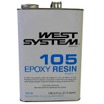 West Systems Resin - .98 Gallon 105-B