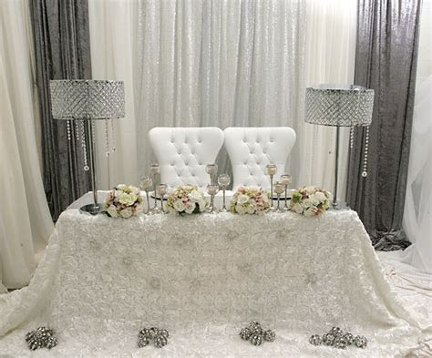 head table backdrops for weddings   Ceremony Designs