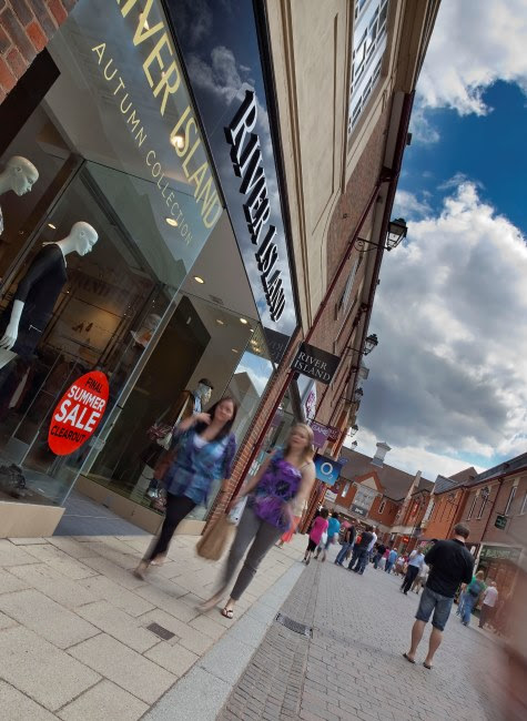 New store open in Chesterfield - Destination Chesterfield