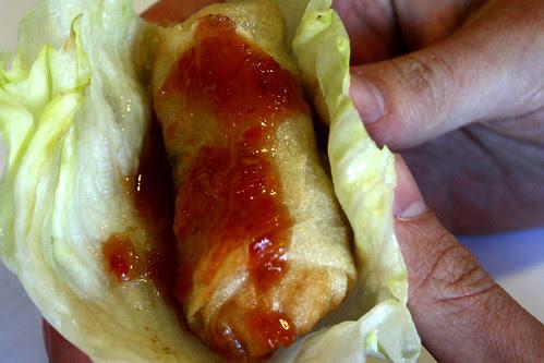Olis chilli sauce for spring rolls