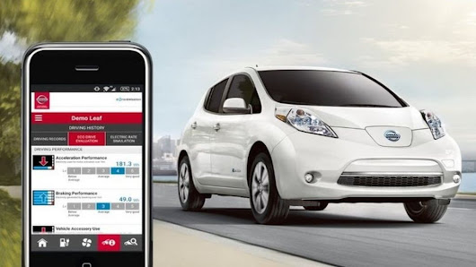 Nissan Leaf electric cars hack vulnerability disclosed - BBC News