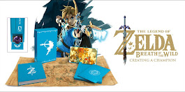 Dark Horse Announces New Hero's Edition For The Legend Of Zelda: Breath Of The Wild – Creating A Champion | My Nintendo News