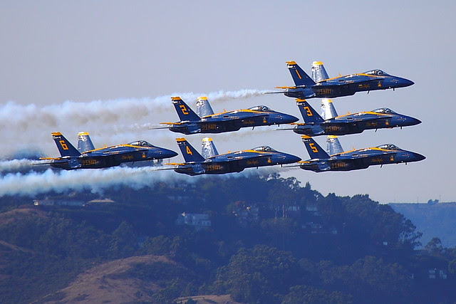 IMG_2896 Blue Angels, San Francisco Fleet Week 2011