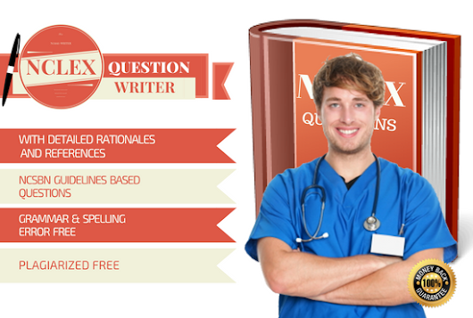 I will compose original NCLEX questions as per ncsbn guidelines