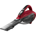 Black+Decker HLVA320J26 Cordless Bagless Hand Vacuum (Chili Red)