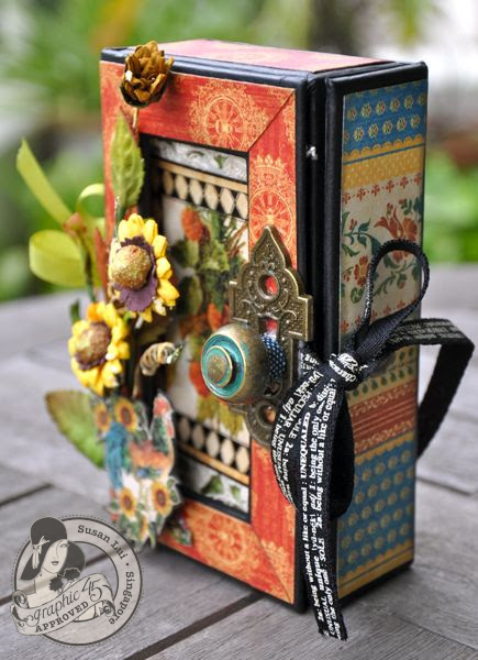 Susan Lui Graphic 45 CHA French Country Box 2