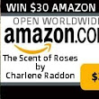 Book Tour Giveaway The Scent Of Roses Ends 9/29