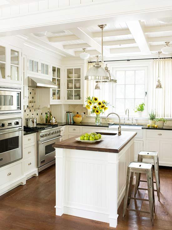 24+ Traditional Kitchen Designs, Decorating Ideas | Design ...