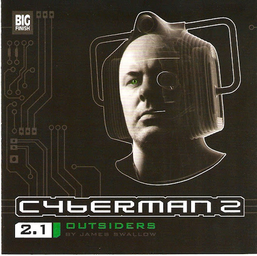 Cyberman 2.1: Outsiders by James Swallow (December 2009)
