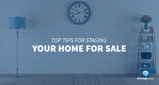 7 Pro Tips for Staging Your Home for Sale | Storage.com