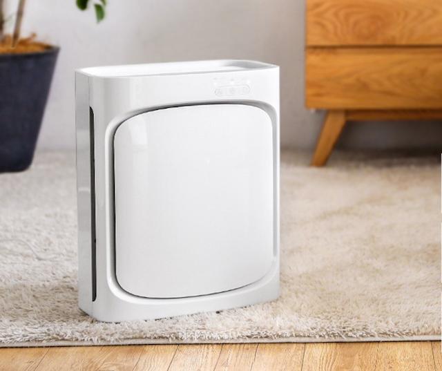 【日本 MODERN DECO Opl001 HEPA 光觸媒空氣潔淨機】 網店推出消費券購物特價優惠