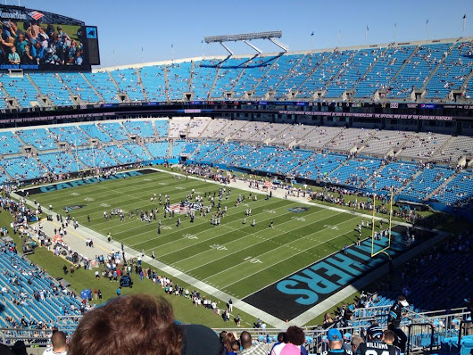 Top Ten Largest NFL Stadiums