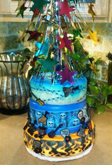 17 Best images about rock/heavy metal cakes on Pinterest