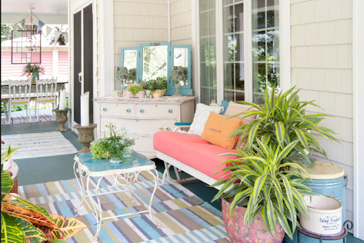 Get Your Porch Ready for Spring Sitting