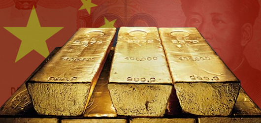 Is China Backing the Yuan with Gold?